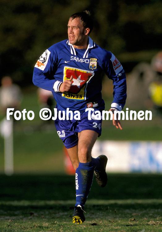 17.05.1998.Bj?rn Hofvendahl - MyPa.©JUHA TAMMINEN