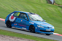 #2 Chris SLATOR Peugeot 306  during Armed Forces Race Challenge  as part of the 750 Motor Club at Oulton Park, Little Budworth, Cheshire, United Kingdom. April 14 2018. World Copyright Peter Taylor/PSP.