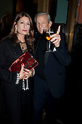 PETER BEARD, The Global launch of the 2012 Pirelli Calendar by Mario Sorrenti.  Dinner at the Park Avenue Armory. Manhattan. 6 December 2011.