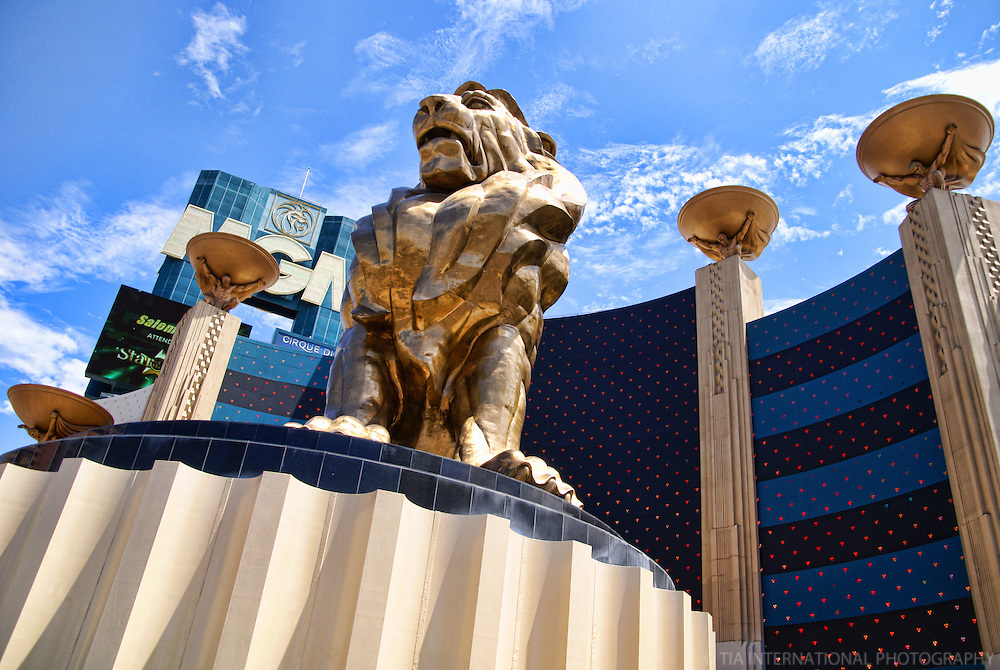 Leo the Lion, MGM Grand Hotel