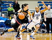 DUke vs USC WBB 2010
