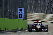 September 18-21, 2014 : Singapore Formula One Grand Prix - Jean-Eric Vergne (FRA), Toro Rosso-Renault
