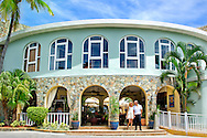 Entrance of the Oyster Bay Beach Resort