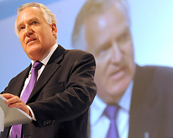 © Licensed to London News Pictures. 26/09/2011. LONDON, UK. Peter Hain at  The Labour Party Conference in Liverpool today (26/09/11). Photo credit:  Stephen Simpson/LNP