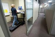 work treadmills