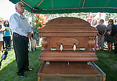 Chester Nez burial service 6-10-14