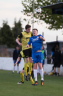 - Cairdy Thistle (blue) v FC Menzieshill (yellow) in the Trident Trophies league division 2 cup final at Glenesk, Dundee, Photo: David Young<br /> <br />  - &copy; David Young - www.davidyoungphoto.co.uk - email: davidyoungphoto@gmail.com