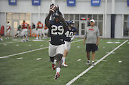 Ole Miss' David Kamara (29) at football practice at the Manning Center, in Oxford, Miss. on Monday, August 18, 2014.