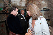 VISCOUNT LINLEY; DAVID TANG; SABRINA GUINNESS, Early launch of Rupert's. Robin Birley  new premises in Shepherd Market. 6 Hertford St. London. 10 June 2010. .-DO NOT ARCHIVE-© Copyright Photograph by Dafydd Jones. 248 Clapham Rd. London SW9 0PZ. Tel 0207 820 0771. www.dafjones.com.