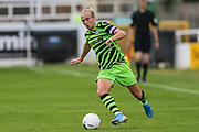Forest Green Rovers Joseph Mills(23) on the ball during the Pre-Season Friendly match between Bath City and Forest Green Rovers at Twerton Park, Bath, United Kingdom on 27 July 2019.