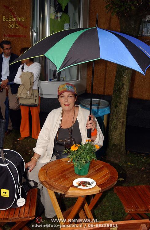 Tennisclinic Hilversum Open 2004, Willeke van Ammelrooy