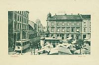 Zagreb : Ilički trg. <br /> <br /> ImpresumBp. [Budimpešta] : W. L., 1911 - 1913.<br /> Materijalni opis1 razglednica : tisak ; 8,9 x 14 cm.<br /> Vrstavizualna građa • razglednice<br /> ZbirkaZbirka razglednica • Grafička zbirka NSK<br /> Formatimage/jpeg<br /> PredmetZagreb –– Ilica<br /> SignaturaRZG-ILIC-28<br /> Obuhvat(vremenski)20. stoljeće<br /> NapomenaPutovala je 1911. godine<br /> PravaJavno dobro<br /> Identifikatori000945824<br /> NBN.HRNBN: urn:nbn:hr:238:141015 <br /> <br /> Izvor: Digitalne zbirke Nacionalne i sveučilišne knjižnice u Zagrebu