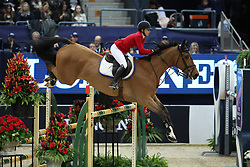 Hugyecz, Mariann (HUN), Chacco Boy<br /> Göteborg - Horse Show FEI World Cup Final 2016 <br /> FEI Weltcup Springen Finale II<br /> © www.sportfotos-lafrentz.de / Stefan Lafrentz