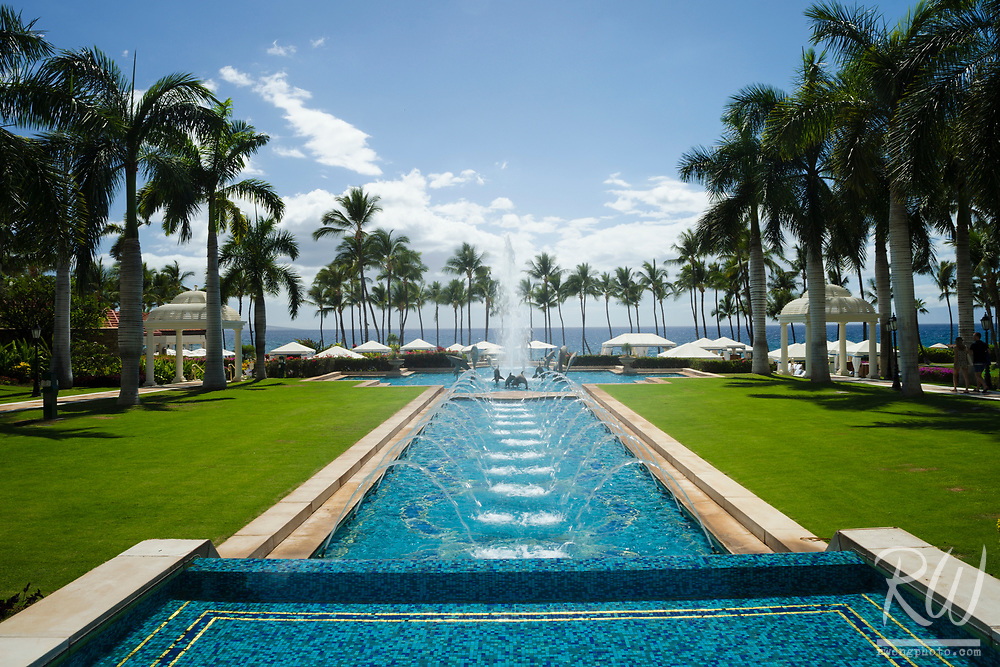 Grand Wailea Resort, Kihei, Maui, Hawaii
