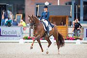 Lynne Maas - Zamora<br /> Nederlands Kampioenschap 2016<br /> © DigiShots