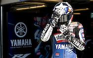 Ben Spies - #19 - Yamaha -