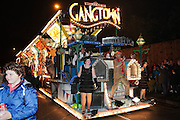 Welcome to Gangtown by British Flag Carnival Club in 2011. Bridgwater Carnival is an annual event to raise money for local charities. It is widely reputed to be the largest illuminated carnival in the world.