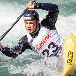 20180408: SLO, Kayak & Canoe - ICF Canoe Slalom Ranking Race Tacen 2018