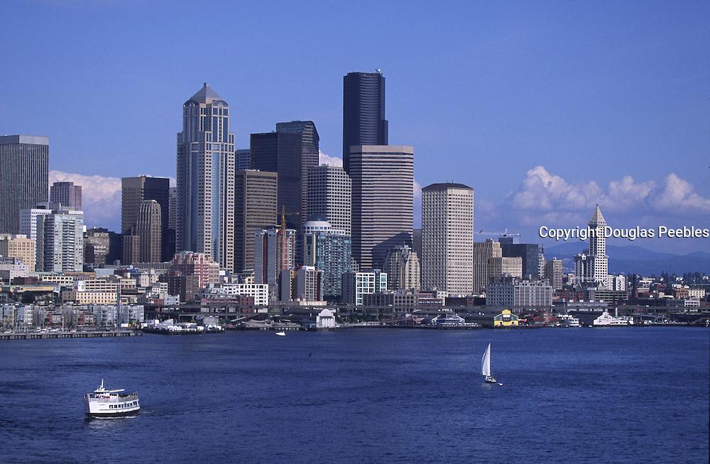 Skyline, Seattle, Washington, USA<br />
