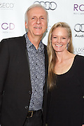 James Cameron, and Suzy Amis Cameron