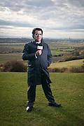 Dan Jarvis for Shred magazine. Hadleigh Castle, Essex. November 2. 2011