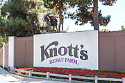 Knott's Berry Farm in Buena Park California