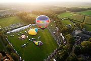 Festival met luchtballons bij Breda<br /> <br /> Festival with air balloons nearby Breda