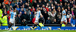 Joshua King of Blackburn Rovers celebrates after scoring the equaliser. 1-1  -  Photo mandatory by-line: Matt McNulty/JMP - Mobile: 07966 386802 - 14/02/2015 - SPORT - Football - Blackburn - Ewood Park - Blackburn Rovers v Stoke City - FA Cup - Fifth Round