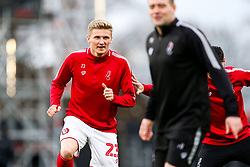 Taylor Moore of Bristol City - Rogan/JMP - 07/12/2019 - Craven Cottage - London, England - Fulham v Bristol City - Sky Bet Championship.