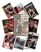 KHS Wrestling Senior Posters