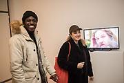 PENA BUHLER; JONATHAN ABOUBA, VISUAL POETRY | SHORT FILM SHOWCASE BY BPS AND FLATTR, Visual Poetrey, Film Showcase bu Eleven Pioneering LCC MA Documentary Film students. Bermondsey Project Space, London. 28 February 2018