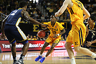 February 3, 2018 - Johnson City, Tennessee - Freedom Hall: ETSU guard Jalan McCloud (12)<br /> <br /> Image Credit: Dakota Hamilton/ETSU