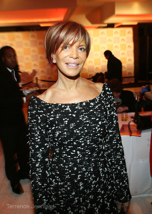 Slyvia Rhone at The National CARES Mentoring Movement Gala held at ESPACE on December 2, 2008 in NYC..National CARES is a mentor-recruitment movement that works ti fill the pipeline of youth-supporting organizations throughout the country with mentors. Its mission is to save a generation by outting a caring adult in the life of every at-risk child and those who have already fallen in peril.