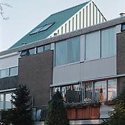Nieuwe kap woning Huizen
