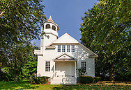 The Wainscott Chapel was established on Main Street, Wainscott, NY in 1908. Community Center, South Fork,  Long Island, New York