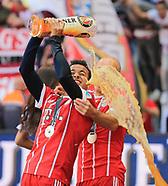 Bayern Munich vs SC Freiburg - 20 May 2017