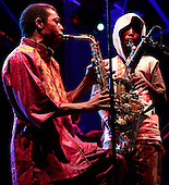 Femi Kuti & The Positive Force Womad Reading 29th July 2006