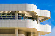 The J. Paul Getty Museum in Los Angeles, California.