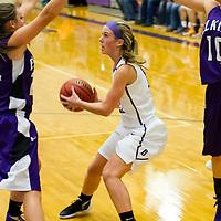 Berryville SR High Girls Basketball vs Elkins 11-20-15