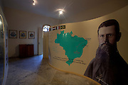Manhumirim_MG, Brasil...Museu que resgata a historia da vida do Padre Julio Maria, importante personagem na vida da cidade. O espaco se encontra no interior do Seminario Apostolico, importante obra da cidade de Manhumirim, Minas Gerais...Historical museum of the life of Julio Maria Piestre, an important personality in the life of the city. The space is inside the Seminar Apostolic, important work Manhumirim city, Minas Gerais...Foto: LEO DRUMOND / NITRO