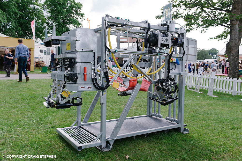 Royal Highland Show 2016, Ingliston, Edinburgh. PAYMENT TO CRAIG STEPHEN - 07905 483532<br /> <br /> Technical &amp; Innovation machinery awards