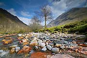 The River Nevis, Glen Nevis, Lochaber