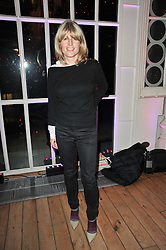 RACHEL JOHNSON at the annual Orion Publishing Group's Author party held in the Paul Hamlyn Hall, The Royal Opera House, Covent Garden, London on 15th February 2011.