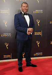 Jordan Peele bei der Ankunft zur Verleihung der Creative Arts Emmy Awards in Los Angeles / 110916 <br /> <br /> *** Arrivals at the Creative Arts Emmy Awards in Los Angeles, September 11, 2016 ***