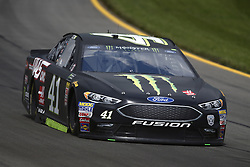June 1, 2018 - Long Pond, Pennsylvania, United States of America - Kurt Busch (41) brings his car through the turns during practice for the Pocono 400 at Pocono Raceway in Long Pond, Pennsylvania. (Credit Image: © Chris Owens Asp Inc/ASP via ZUMA Wire)