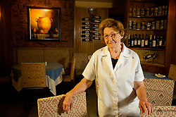 Miriam Baumbach, é chef do restaurante alemão Steinhaus, de Porto Alegre. FOTO: Jefferson Bernardes / Preview.com