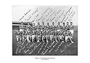 Kilkenny team. All Ireland Hurling Final runners up. 4th October 1959, 04/10/1959.
