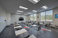 I image of College Park Academy in Maryland by Jeffrey Sauers of Commercial Photographics, Architectural Photo Artistry in Washington DC, Virginia to Florida and PA to New England