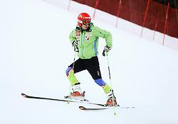 during 10th Men's Slalom - Pokal Vitranc 2014 of FIS Alpine Ski World Cup 2013/2014, on March 8, 2014 in Vitranc, Kranjska Gora, Slovenia. Photo by Matic Klansek Velej / Sportida