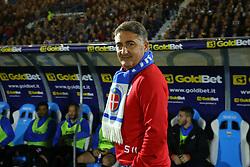 """Foto Filippo Rubin<br /> 04/04/2017 Ferrara (Italia)<br /> Sport Calcio<br /> Spal vs Novara - Campionato di calcio Serie B ConTe.it 2016/2017 - Stadio """"Paolo Mazza""""<br /> Nella foto: ROBERTO BOSCAGLIA<br /> <br /> Photo Filippo Rubin<br /> Apirl 04, 2017 Ferrara (Italy)<br /> Sport Soccer<br /> Spal vs Novara - Italian Football Championship League B ConTe.it 2016/2017 - """"Paolo Mazza"""" Stadium <br /> In the pic: ROBERTO BOSCAGLIA"""